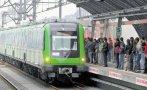 Metro de Lima: servicio se restableció tras falla eléctrica