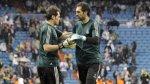 """Diego López sobre Iker Casillas: """"A todos nos llega la hora"""" - Noticias de madrid"""