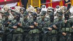 Gran Parada Militar: este fue el orden de las compañías - Noticias de colegio leoncio prado
