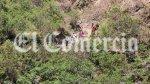 Río Blanco: cadáveres estaban separados unos 500 metros - Noticias de exploración especial