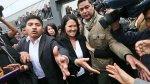 Keiko Fujimori: La omisión más grave de Humala fue la seguridad - Noticias de medidas de prevención