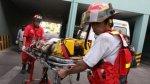 Fiestas Patrias: Minsa atendió 11 mil emergencias en Lima - Noticias de accidente de bus