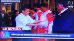 Premiaron a medallistas peruanos de Toronto 2015 en Palacio - Noticias de katherine winder