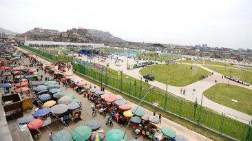 Parque El Migrante sigue cerrado pero Serpar alquila espacios