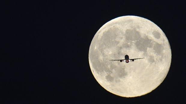 Hoy habrá una 'luna azul', fenómeno que sucede cada tres años