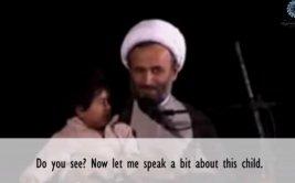 Niño interrumpió el discurso de un líder musulmán [VIDEO]