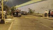 Callao: balean a policía en la cabeza al enfrentarse a hampones