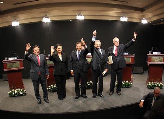Catorce partidos políticos suscribieron acuerdos por el país