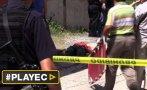 México: comandante de policía fue asesinado con cien balazos