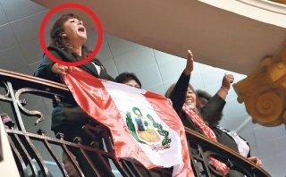 Edith Venegas, rostro de la portátil del Partido Nacionalista