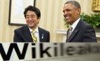 Wikileaks revela que Estados Unidos tenía 35 objetivos en Japón