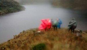 Río Blanco: mal clima impide el retiro de cadáveres