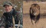 Zimbabue pide extradición del cazador que mató al león Cecil