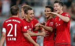 Bayern y Wolfsburgo chocan por la Supercopa alemana