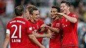 Bayern Múnich 1-0 Wolfsburgo: por la Supercopa alemana