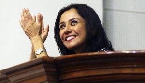 Nadine Heredia presentó amparo contra Comisión Belaunde Lossio