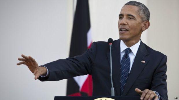 Obama es uno de los gobernantes que ha criticado fuertemente a los paraísos fiscales. (Foto: BBC)