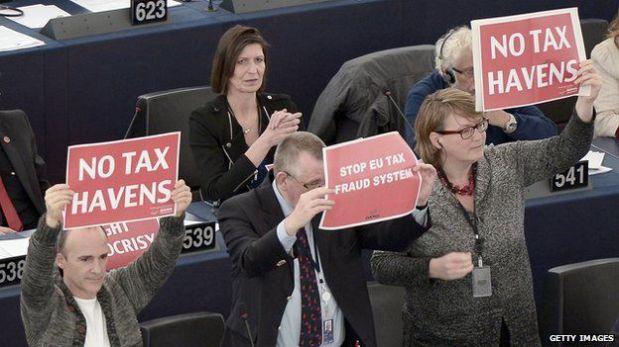 La campaña contra los paraísos fiscales se ha intensificado en los últimos años. (Foto: BBC)