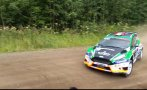 Fuchs abandonó especial en Finlandia pero sigue en carrera