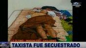 Policía rescata a taxista secuestrado en vivienda de Magdalena