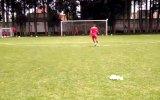 Christian Cueva se lució en práctica del Toluca con este golazo