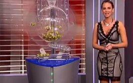 Polémico sorteo de lotería se transmitió por televisión [VIDEO]
