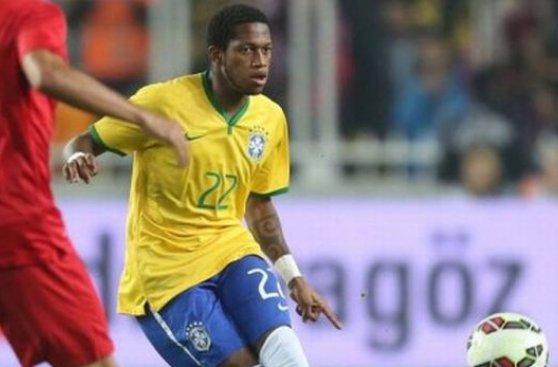 Contraprueba ratifica dopaje de Fred en la Copa América