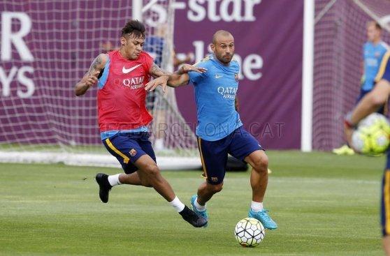 Barcelona: Neymar y Messi juntos luego de culminar vacaciones