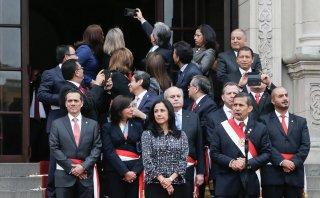 El (ex) 'outsider' y el 'selfie', por Carlos Meléndez