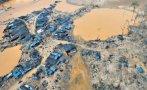 Puno: mineros ilegales fueron sentenciados a prisión suspendida