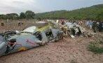 Colombia: Mueren 11 militares en un accidente de avión