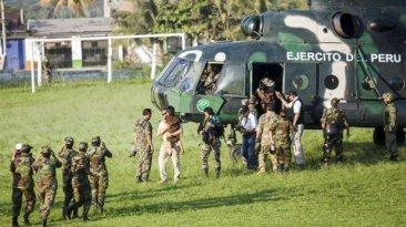 Vraem: 15 personas fueron rescatadas de Sendero Luminoso