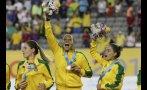 Toronto 2015: le robaron medalla a brasileña en Sao Paulo