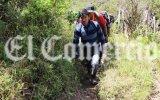Río Blanco: geólogo rescatado rindió manifestación en Divincri