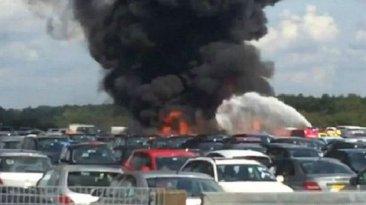 Familiares de Osama Bin Laden murieron en un accidente aéreo