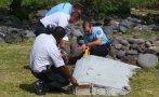 Vuelo MH370: Posibles restos del avión perdido llegan a Francia