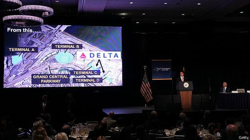 El plan fue presentado por el gobernador Cuomo y el vicepresidente Biden.