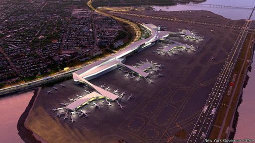 Según la propuesta del nuevo diseño, se duplicará el espacio de operaciones de los aviones.