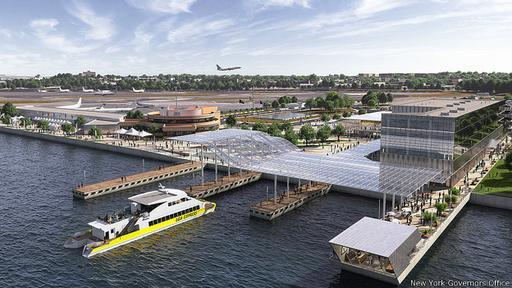 Según los planos de la reforma, las terminales serán completamente reconstruidas.