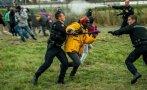 La crisis de migrantes en la frontera de Francia y Reino Unido