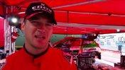 Nicolás Fuchs abandonó el Rally de Finlandia (VIDEO)