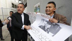 Familia de Bustíos no conoce a quienes discutieron con Urresti