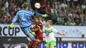 Bayern Múnich vs. Wolfsburgo: Neuer sale bien y... mal