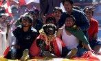 """Petardo, el perro """"héroe"""" de las protestas mineras en Bolivia"""