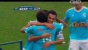 Carlos Lobatón marcó su gol 100 con soberbio tiro libre (VIDEO)