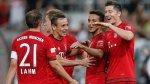 Bayern Múnich 1-0 Wolfsburgo: por la Supercopa alemana - Noticias de franck ribéry