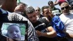 Bebé muerto en Cisjordania: El relato de un testigo del ataque - Noticias de demoliciones
