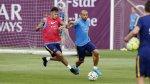 Barcelona: Neymar y Messi juntos luego de culminar vacaciones - Noticias de neymar en barcelona