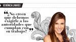 """Verónica Linares: """"¿Y ahora quién podrá defendernos?"""" - Noticias de en vivo"""