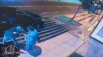 Robo a joven que vino de EE.UU. duró menos de un minuto [VIDEO] - Noticias de avenida perú